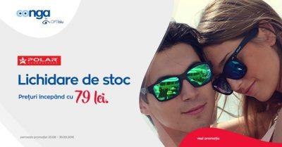 LICHIDARE DE STOC ochelari de soare Polar  – preturi incepand cu 79 lei