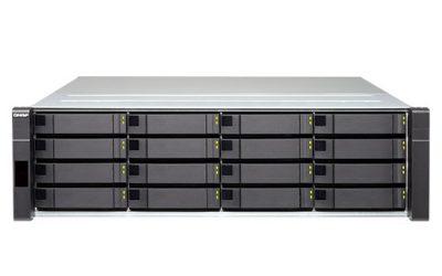 QNAP lansează Enterprise ZFS NAS ES1640dc echipat cu procesor Intel Xeon E5