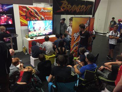 Mii de pasionați de jocuri au experimentat jocurile românesți la Gamescom
