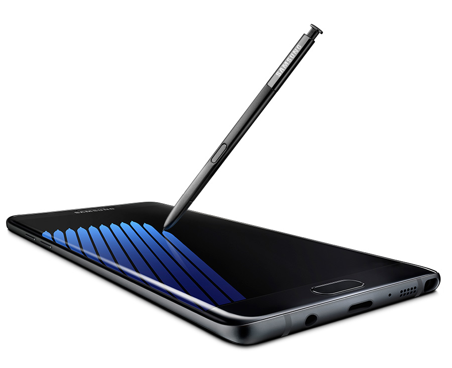 Noul Samsung Galaxy Note 7 este disponibil la livrare, pe QuickMobile.ro