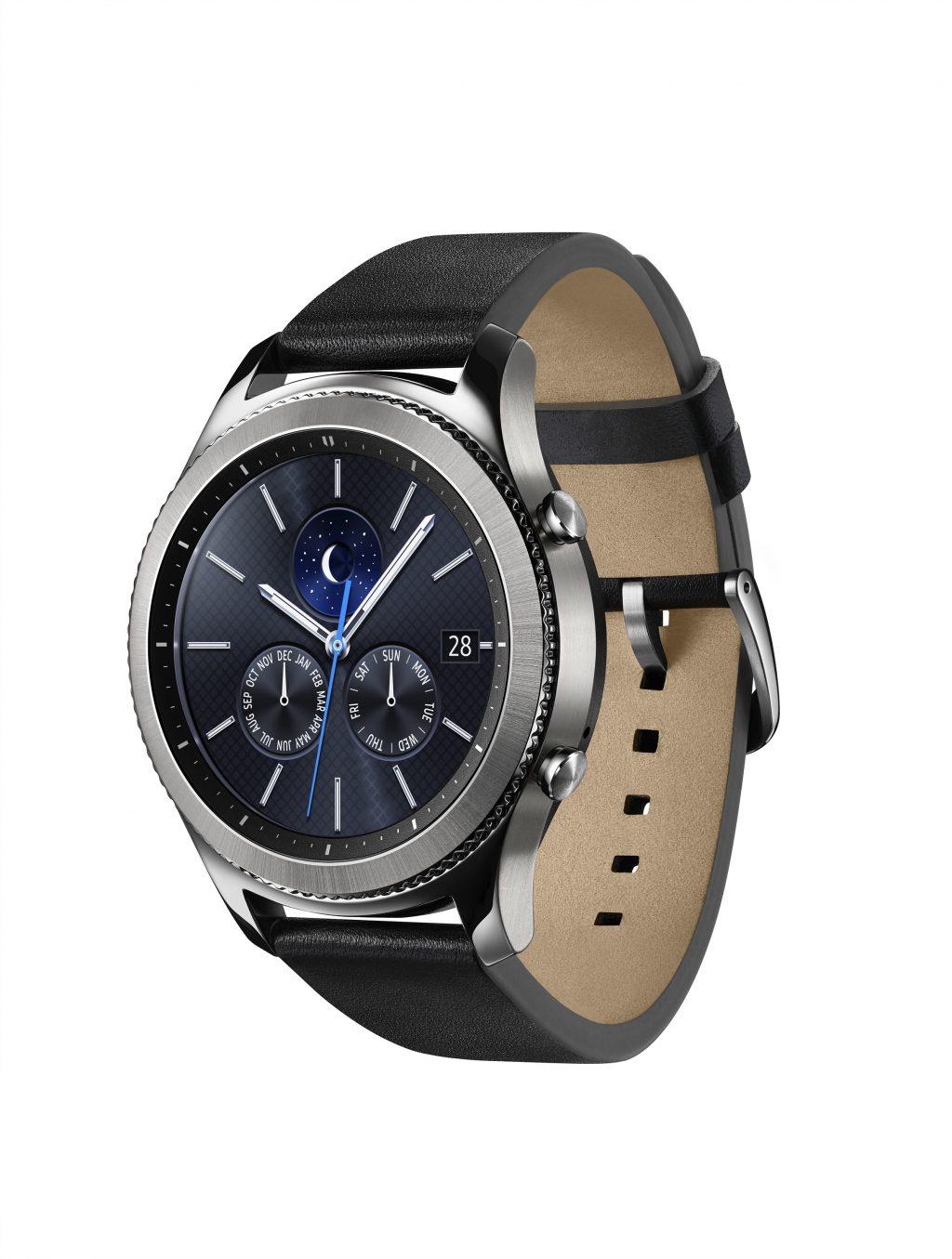 Samsung lansează Gear S3