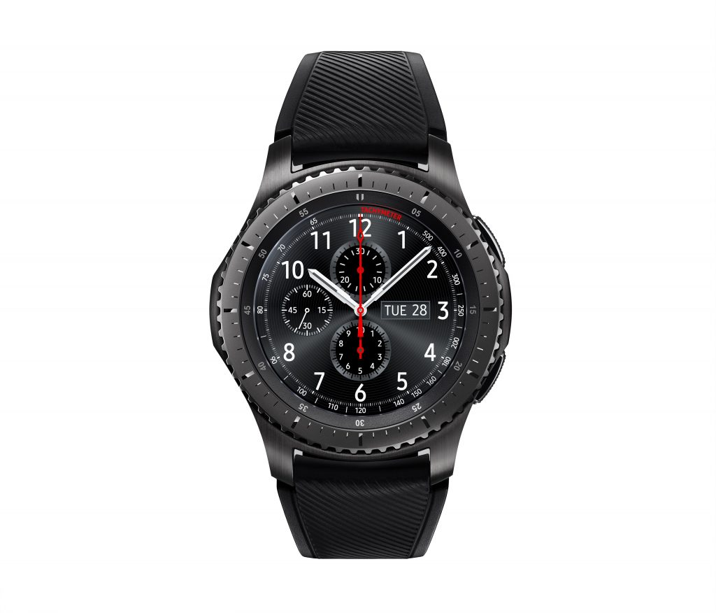 Samsung Gear S3 frontier_Front