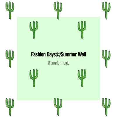 Fashion Days dă startul inspirației la Summer Well