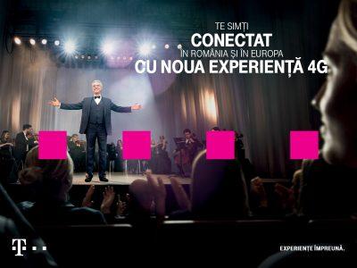 """Noua campanie de comunicare a Deutsche Telekom, intitulată """"Europa"""", este lansată în România"""