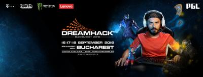 Lenovo va participa în premieră în cadrul DreamHack Bucharest 2016
