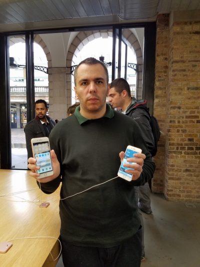 Am testat iPhone 7 si iPhone 7 Plus