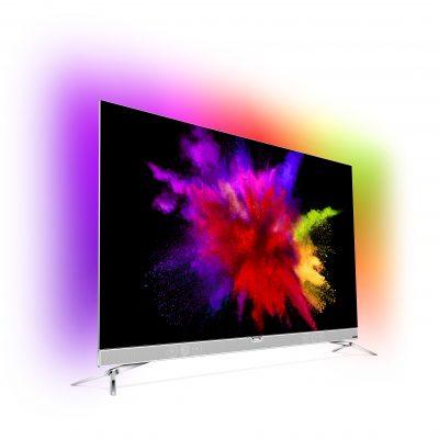 Tehnologiile OLED, Ambilight și Philips PQ stabilesc o nouă referință: singurul televizor OLED 4K Ambilight din lume