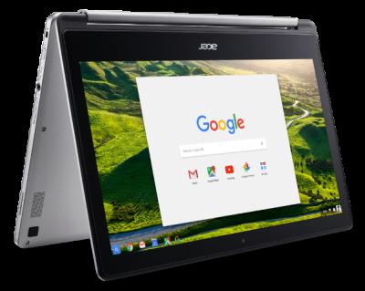 Acer extinde gama Chromebook cu primul model convertibil de 13 inchi