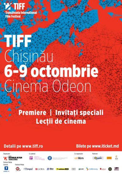 TIFF se extinde în Republica Moldova: prima ediție de TIFF Chișinău