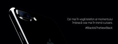 Vodafone România oferă iPhone 7 și iPhone 7 Plus începând de vineri, 23 septembrie