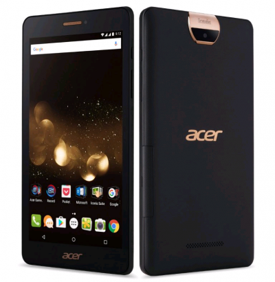 Acer prezintă phablet-ul Iconia Talk S și noi serii Liquid Z6