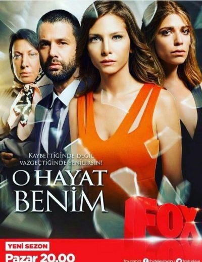 """Primul episod din noul sezon al serialului """"Bahar – Viata Furata"""" va fi difuzat in Turcia duminica 18 septembrie"""