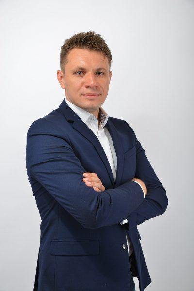 Marius Potorac, noul Key Account Manager al Axis Communications