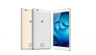 Huawei lansează MediaPad M3, o tabletă dotată cu un sistem audio și tehnologii multimedia de ultimă generație