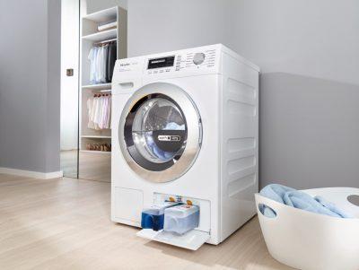 IFA 2016: Miele încorporează pentru prima dată un uscător în mașinile de spălat rufe cu dozare automată a detergentului