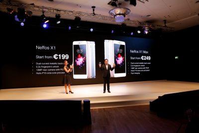 TP-Link a anunțat seria de smartphone-uri Neffos X la IFA 2016