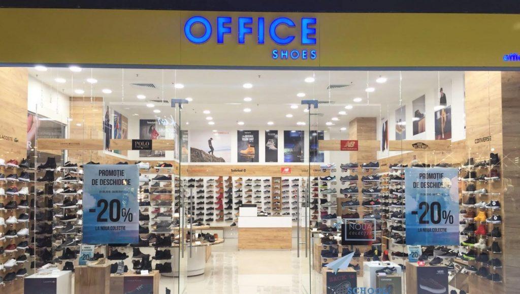 Cel mai nou magazin Office Shoes a fost inaugurat în ParkLake Plaza