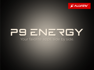 Allview P9 Energy – side by side