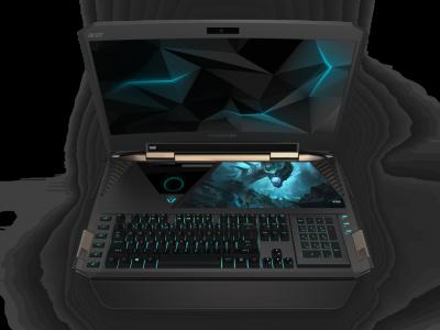 Acer anunță primul notebook de gaming cu ecran curbat din lume