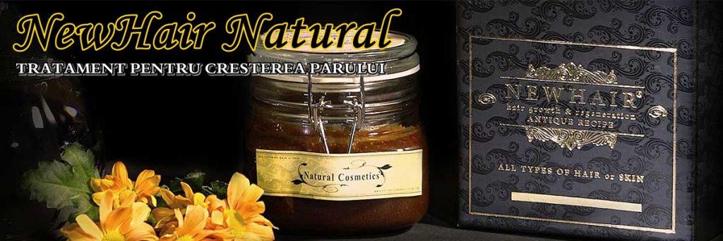 NewHair – produse de calitate pentru un par sanatos