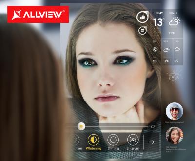 Allview va lansa un smartphone pentru pasionatii de selfie