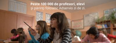 Cât de util este învățământul digital: platforma Adservio reduce absenteismul și creşte performanța elevilor