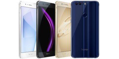 Honor 8 este disponibil oficial în România