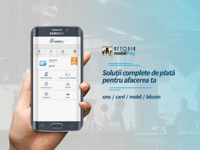 NETOPIA mobilPay: Românii au făcut în 9 luni cu 15% mai multe plăți electronice decât în tot anul 2015