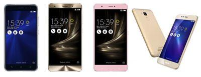 ASUS lansează în România noua familie de telefoane inteligente ZenFone 3