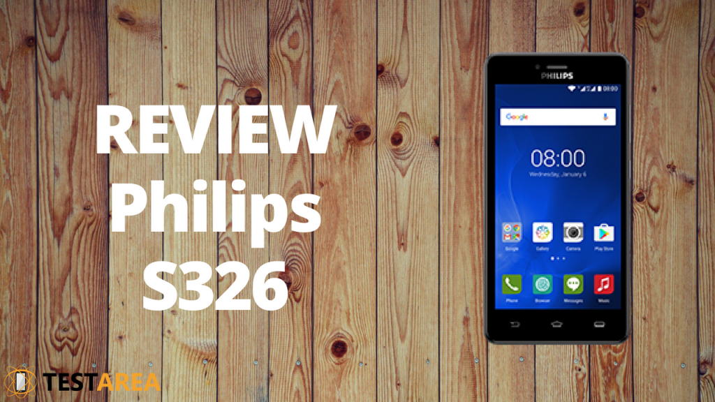Philips S326 – review video
