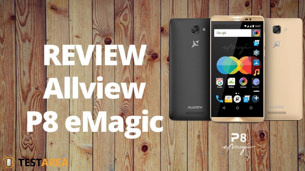 Review – AllviewP8 eMagic
