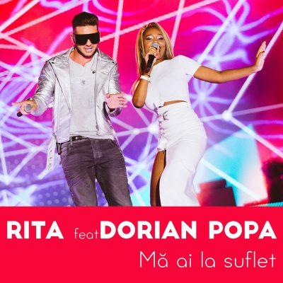 Vezi noua colaborare Dorian Popa ft. Rita
