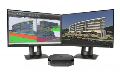 HP lansează prima mini stație grafică, o premiera în industrie