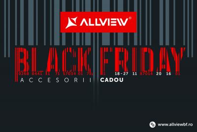 Black Friday Allview – oferte pentru toate gusturile și buzunarele