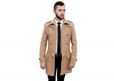 Fii in trend si iarna aceasta cu paltoanele barbatesti Antonio Gatti