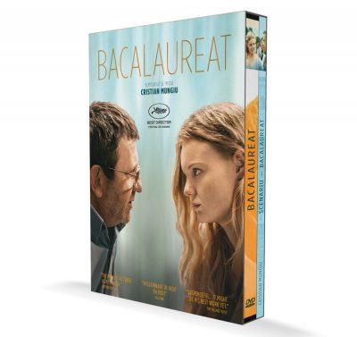 """DVD-ul și scenariul filmului """"Bacalaureat"""" se lansează la Gaudeamus"""