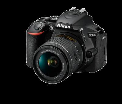 Alimentati-va spiritul creativ cu noul Nikon D5600