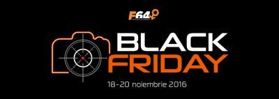 """""""Vânătoarea de oferte"""" la F64: cumperi liniștit înainte de Black Friday și te bucuri de aceleași oferte"""