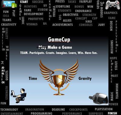 Facultatea de Automatica si Calculatoare si RGDA lanseaza GameCup 1.0, concurs de game development pentru toti studentii din Romania