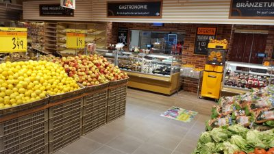 Grupul Carrefour deschide al 2-lea supermarket din Lugoj, Market Lugoj