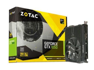 Placile video ZOTAC GeForce® GTX 1050 si 1050 Ti devin super compacte pentru o compatibilitate sporita