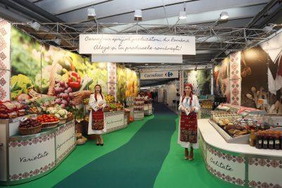 Carrefour sprijină producătorii români la ediția din acest an a târgului INDAGRA