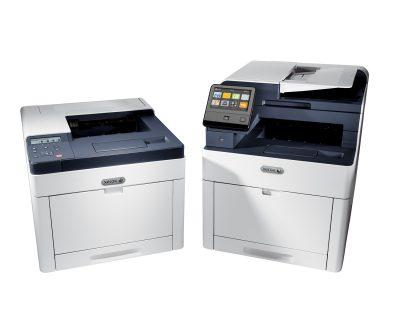 Xerox lansează două noi echipamente de imprimare destinate birourilor de mici dimensiuni