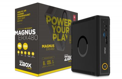 ZOTAC lanseaza primul Mini PC  cu solutie grafica AMD Radeon™ pentru VR si Next Gen Gaming
