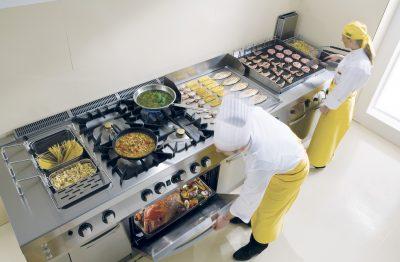 Importanța blocului termic într-o bucătărie profesională