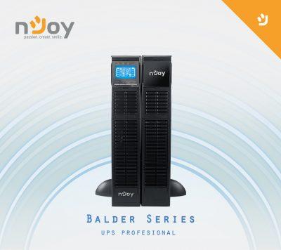 nJoy lanseaza seria profesionala de UPS Balder