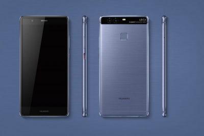 Imagini de colecție cu Huawei P9 Blue