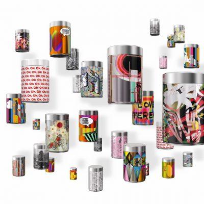 """165 de tineri artiști au intrat în cursa pentru marele premiu al competiției """"Design the illy can"""", ediția a II-a"""