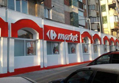 Grupul Carrefour deschide al 2-lea supermarket din Botoşani, Market Botoşani Piaţa Mare