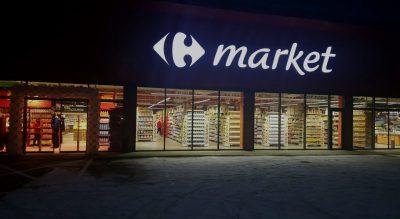 Grupul Carrefour deschide primul supermarket din Giroc, Judeţul Timiş, Market Giroc